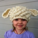 Easter Lamb Hat