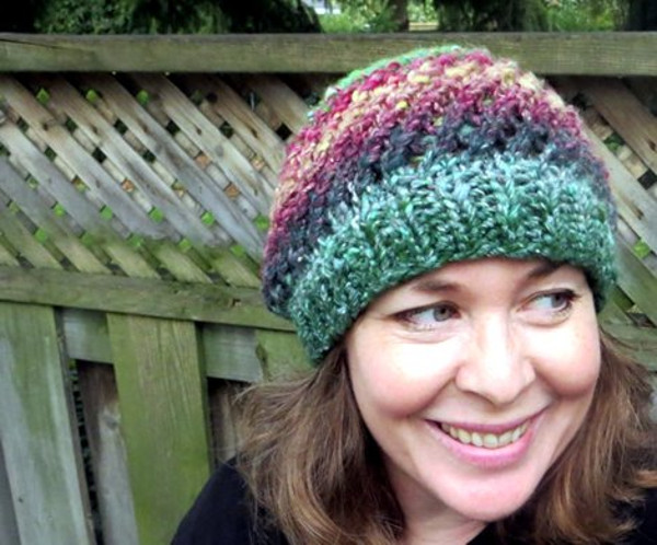 I Love This Yarn Knitting Patterns : New One Skein Wonder: The Spin Cycle Hat! - Stitch and Unwind