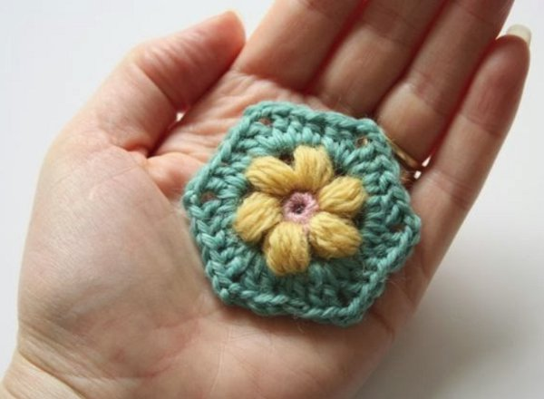 3D Crochet Afghan Patterns and Crochet Granny Squares