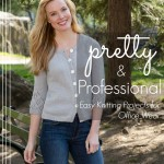 Pretty-and-Professional-Easy-Knitting-Projects-for-Office-Wear