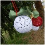 Handmade Christmas: 19 Crochet Ornaments