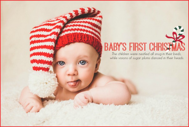 Free Christmas Knitting Patterns For Babies : Babys First Christmas: 21 Free Knitting Patterns for Baby - Stitch and U...