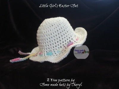 10 Prettiest Sun Hats compiled by Simply Collectible for AllFreeCrochet.com