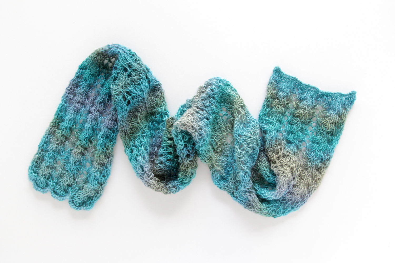 spring meadow knit along