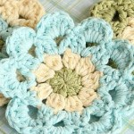 floral afghans featured