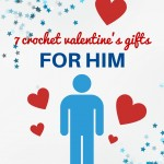 7 crochet v-day gifts