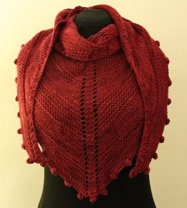 Red Berry Wrap