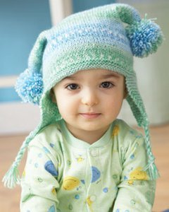 Baby Jester Hat