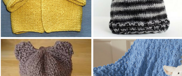 24 Baby Knitting Patterns for Fall