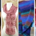 New and Favorite Crochet Scarves