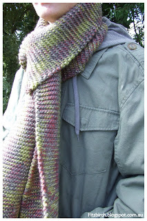 World's Easiest Scarf