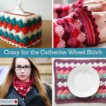 Crazy for the Catherine Wheel Stitch
