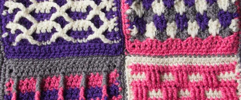 I Love Yarn Day Crochet Along: Groovy Berry Crochet Messenger Bag Part 6
