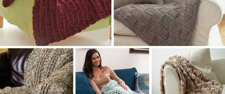 Our Favorite 15 Cozy Crochet Afghan Patterns